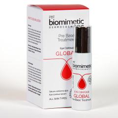 Biomimetic Pre-Base Tratamiento Contorno de Ojos Global 10 ml