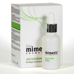Biomimetic Pre-Base Tratamiento Antioxidante 30 ml