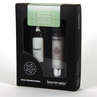 Biomimetic Pre Base Antioxidante + Despigmentante Advanced Tratamiento Pack