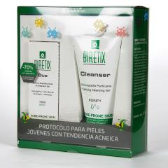 Biretix Duo + Cleanser Gel Limpiador Pack