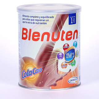 Blenuten Colacao 400 g polvo