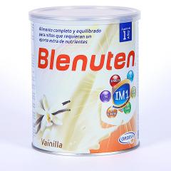 Blenuten Vainilla 400 g polvo