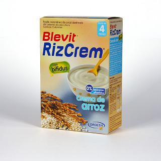 Blevit Rizcrem Crema de Arroz 300 g