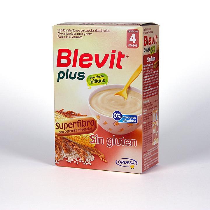 Blevit Plus sin Gluten Superfibra 300 g