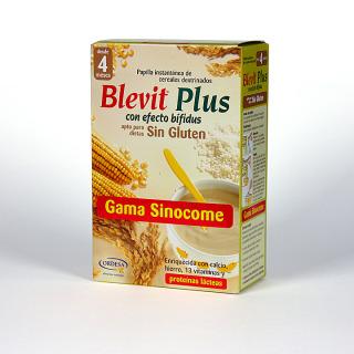 Blevit Plus Sinocome sin Gluten 300 g