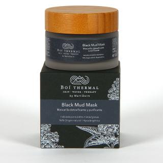 Boí Thermal Black Mud mask Mascarilla purificante detoxificante 50 ml