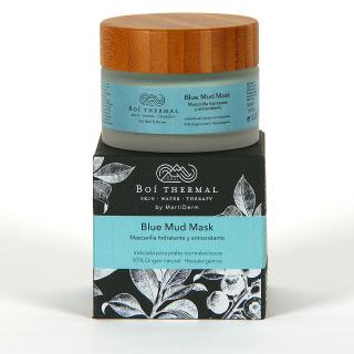 Boí Thermal Blue Mud mascarilla hidratante y antioxidante 50 ml