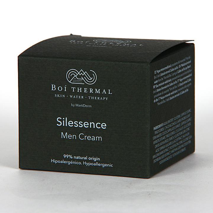 Boí Thermal Silessence Crema para hombre 50 ml
