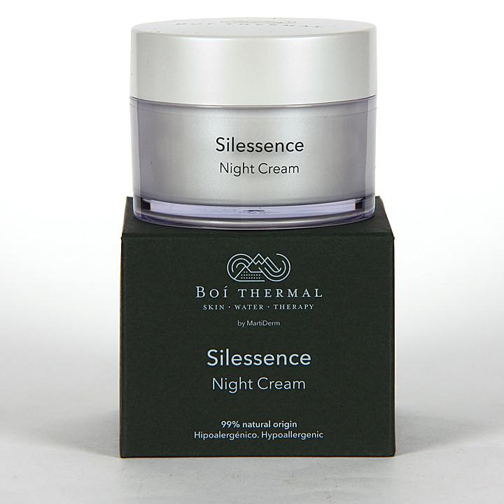 Boí Thermal Silessence Crema de noche 50 ml