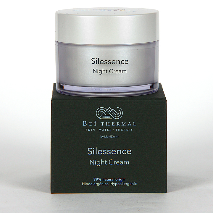 Boí Thermal Silessence Crema de noche 50 ml