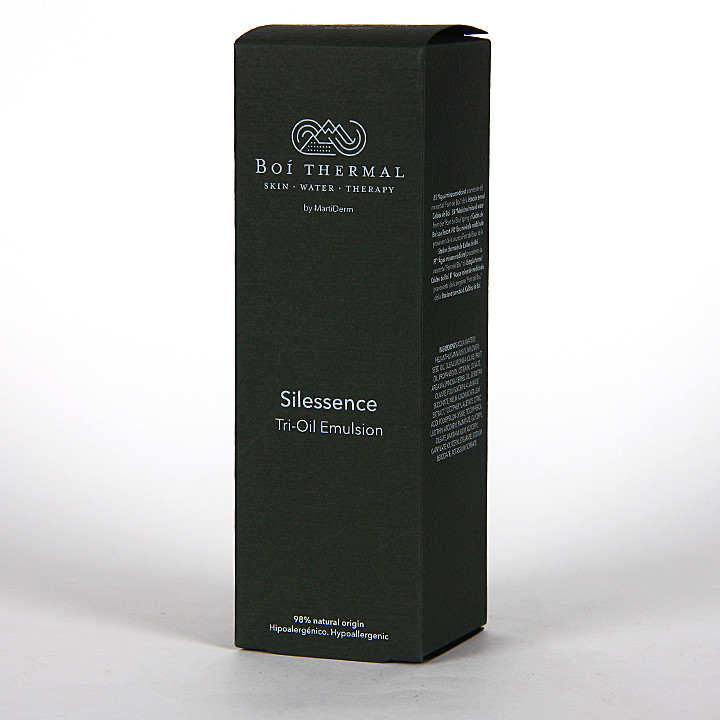 Boí Thermal Silessence Tri-Oil Emulsión 200 ml