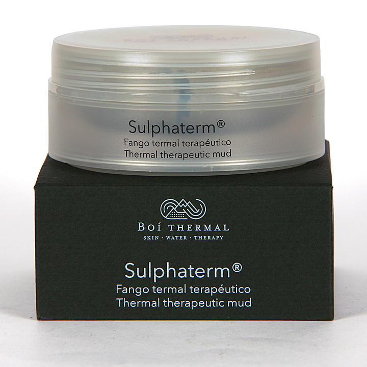 Boí Thermal Sulphaterm Fango thermal 100 g