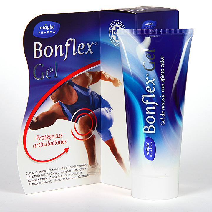 Bonflex Gel Efecto Calor 100 ml