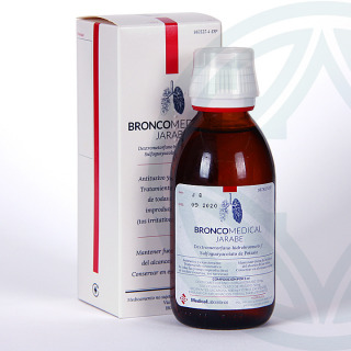 Bronco Medical 2mg/10ml jarabe