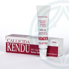 Callicida Kendu pomada 10 g