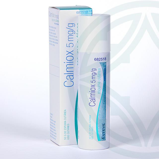 Calmiox 5 mg/g aerosol tópico 50 g