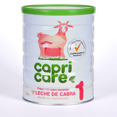 CapriCare leche de cabra para lactantes 1, 800g