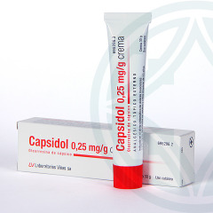 Capsidol crema 30 g