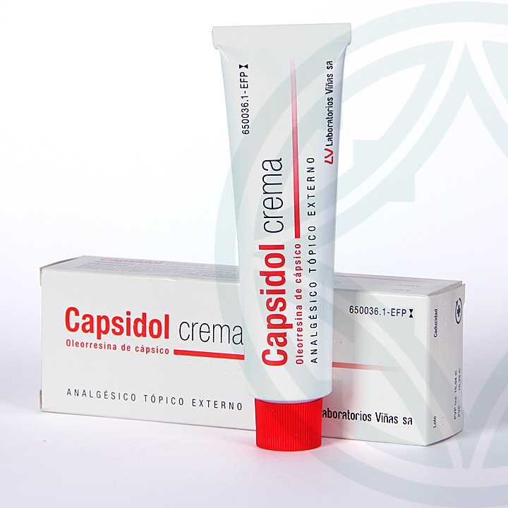Capsidol crema 60 g