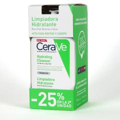 CeraVe Limpiadora Hidratante 473 ml Pack Duplo