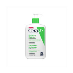 Cerave Limpiadora Hidratante 473 ml
