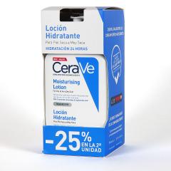 CeraVe Loción Hidratante 473 ml Pack duplo