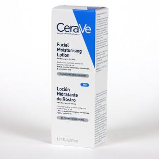 CeraVe Loción Hidratante de rostro 52 ml
