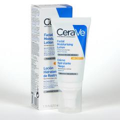 Cerave Loción Hidratante de rostro SPF 25 52 ml