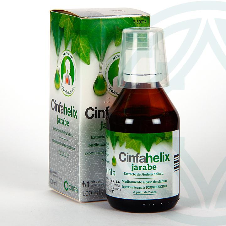 Cinfahelix Jarabe 100 ml