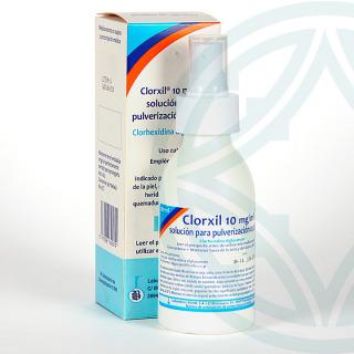 Clorxil Solución tópica pulverizador 100 ml