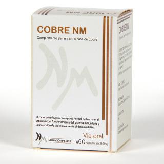 Cobre NM 60 cápsulas