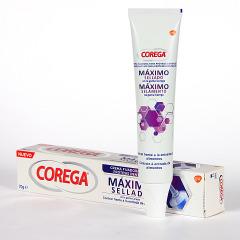 Corega crema fijadora Máximo Sellado 70 g