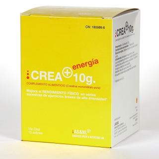 Crea+ Energía AS&NL 10g 15 sobres