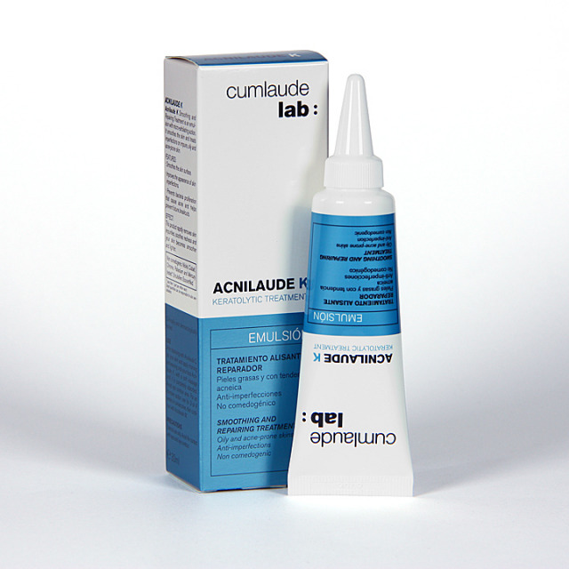 Cumlaude Acnilaude K keratolytic treatment 30ml