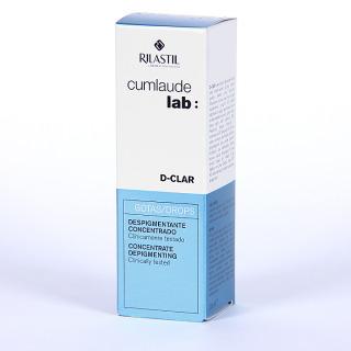 Rilastil Cumlaude D-Clar Despigmentante concentrado gotas 30 ml