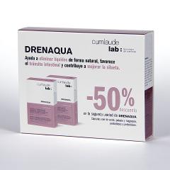 Cumlaude Drenaqua 30 cápsulas + 30 cápsulas al 50%