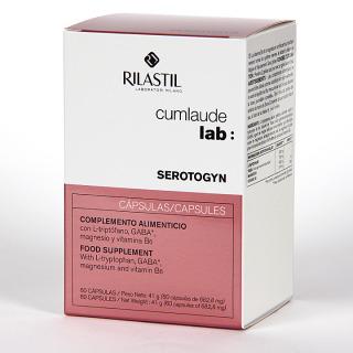 Cumlaude Serotogyn 60 cápsulas