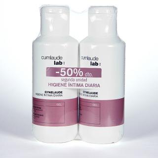 Cumlaude Higiene Intima diaria 500ml segunda mitad al 50%
