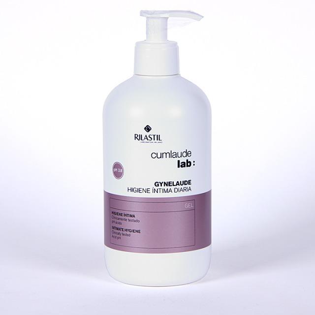 Cumlaude Rilastil Gynelaude higiene íntima diaria 500 ml
