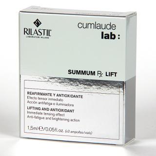 Rilastil Summum Rx Lift 3 ampollas
