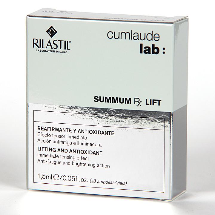 Rilastil Cumlaude Summum Rx Lift 3 ampollas