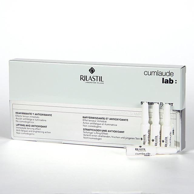 Rilastil Cumlaude Summum Rx Lift 10 ampollas