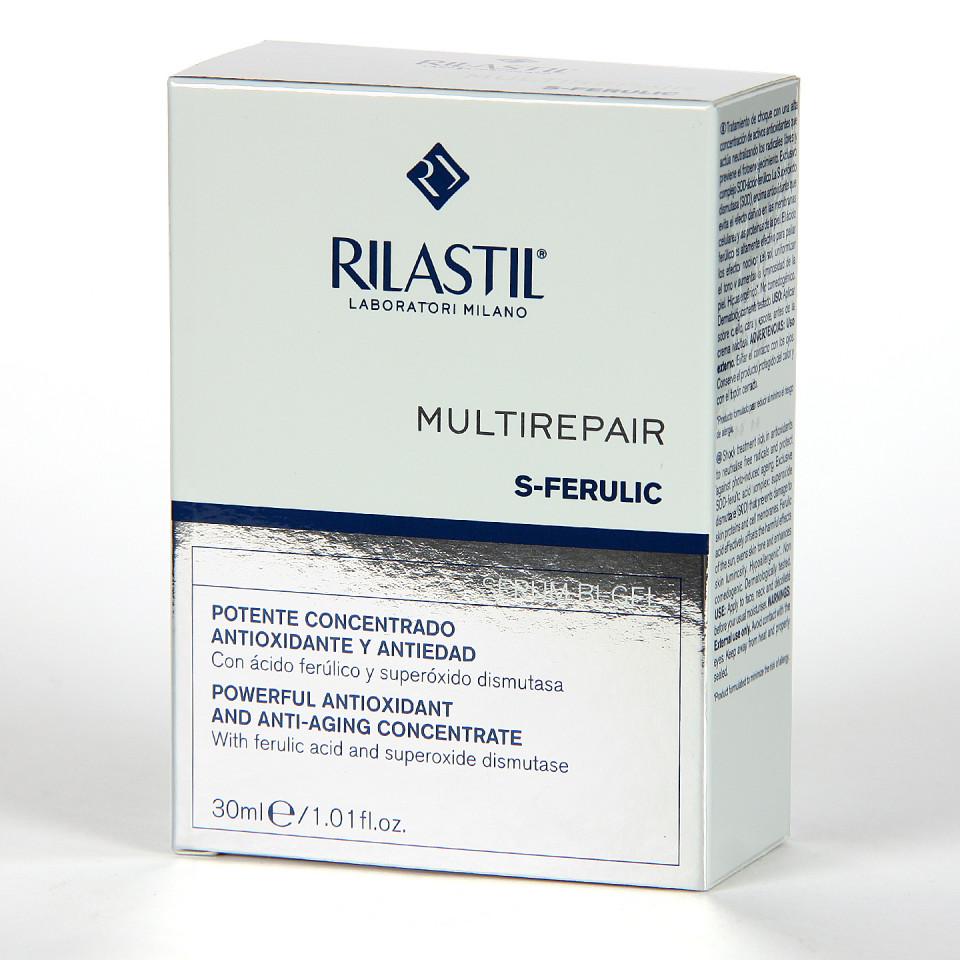 Rilastil Cumlaude Multirepair S-Ferulic 30 ml + Contorno de ojos de regalo Pack Neceser