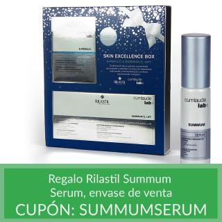 Rilastil Multirepair S-Ferulic + Summum Rx Lift 10 ampollas de Regalo