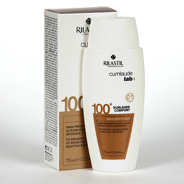 Cumlaude Sunlaude 100+ Comfort 75 ml