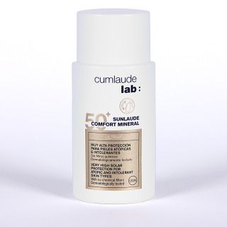 Cumlaude Sunlaude 50+ Comfort Mineral 50 ml