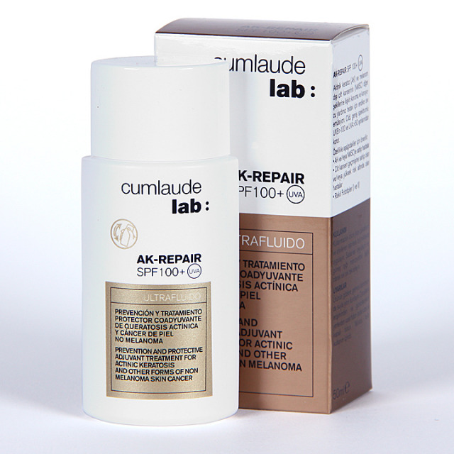 Rilastil Cumlaude Sunlaude AK-Repair SPF 100+ 50 ml
