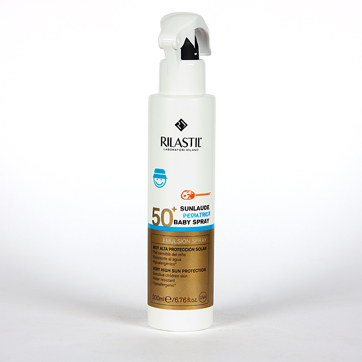 Rilastil Sunlaude Baby Spray SPF 50+ 200 ml