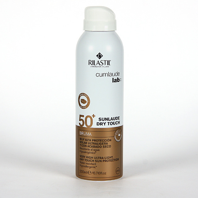 Rilastil Cumlaude Sunlaude Dry Touch SPF50 200 ml
