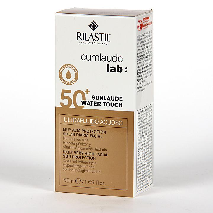 Rilastil Cumlaude Sunlaude Water Touch SPF 50+ 50 ml